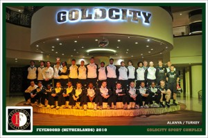Goldcity Football Camp